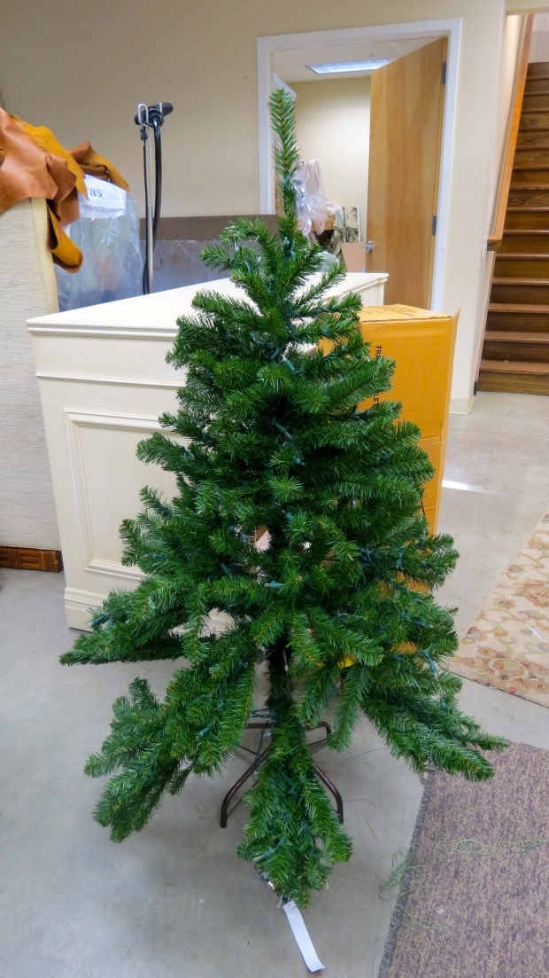 BEFORE: Enchanted Forrest Tree